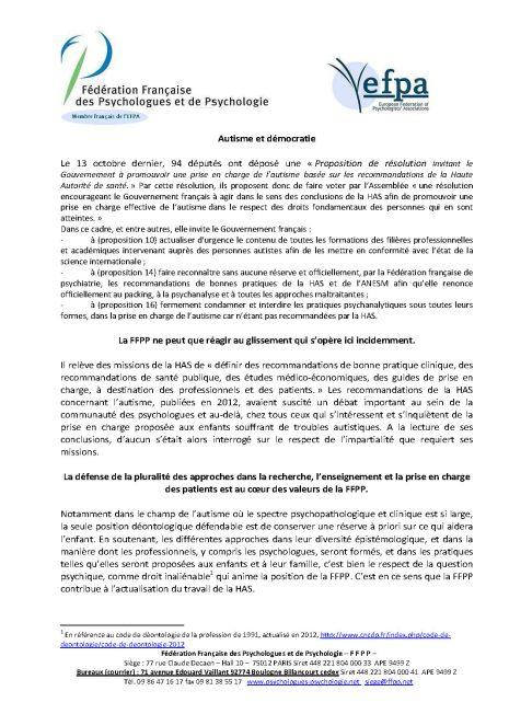 communique-autisme-ffpp-nov-2016_page_1
